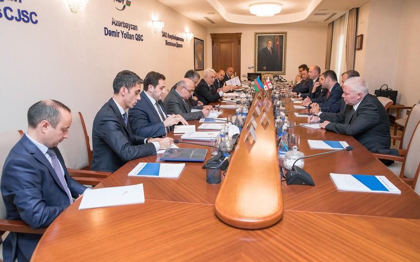 Cavid Qurbanov: Beynəlxalq marşrutların  fəaliyyətinin  gücləndirilməsi iştirakçı ölkələrin tranzit potensialının artırılmasına istiqamətlənib