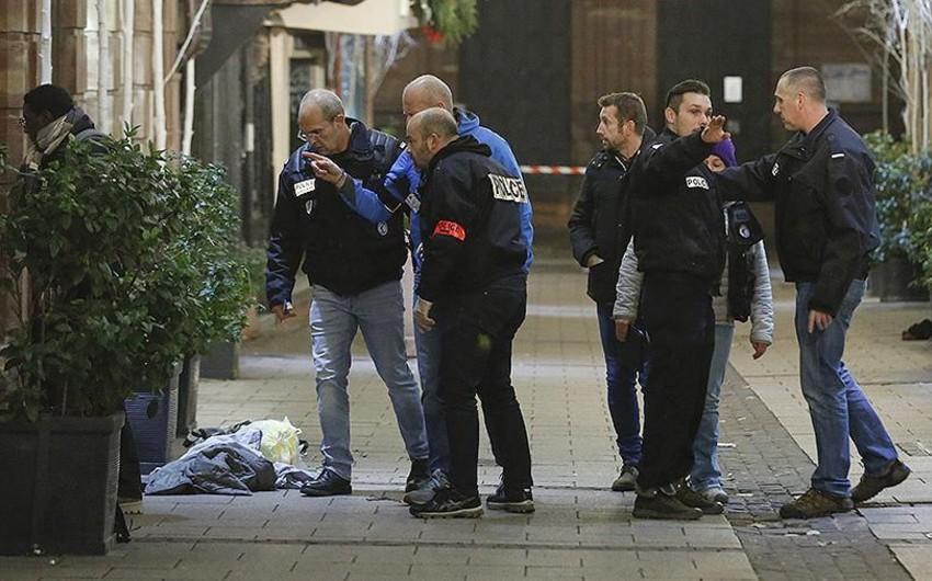 Fransa DİN-i Strasburqda ölən və yaralananların dəqiq sayını açıqlayıb - YENİLƏNİB-2