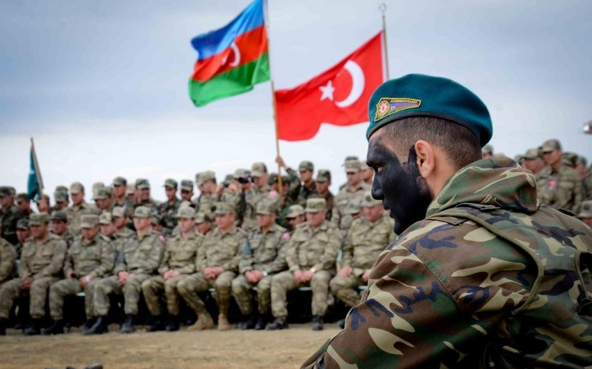 Turkic-speaking states can hold joint military exercises