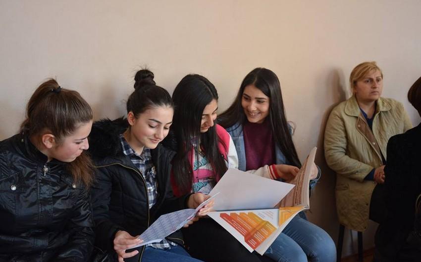 Gürcüstanda azərbaycanlı abituriyentlər üçün xüsusi təqvim hazırlanıb