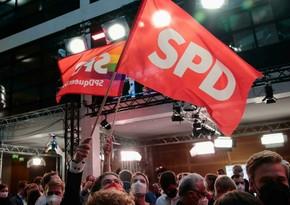 ZDF: Социал-демократы выигрывают выборы в бундестаг ФРГ