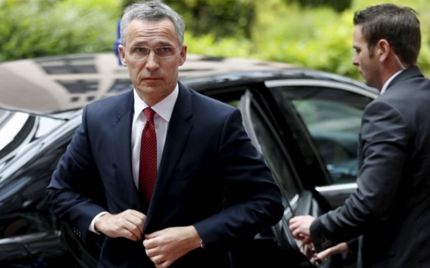 NATO baş katibi Ukrayna Təhlükəsizlik Şurasının iclasına qatılacaq