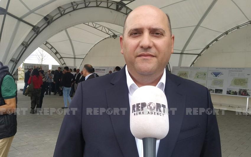 Эмин Гусейнов: Мы рассматриваем визит жителей Агдама на родину как символ великого возвращения