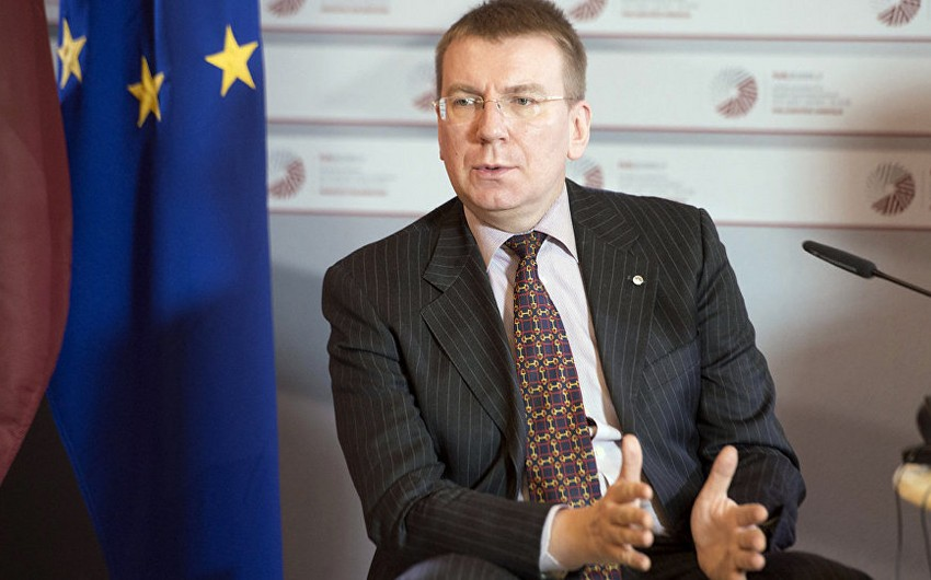 Latvian FM: Azerbaijan not wants to become EU member, we respect this decision