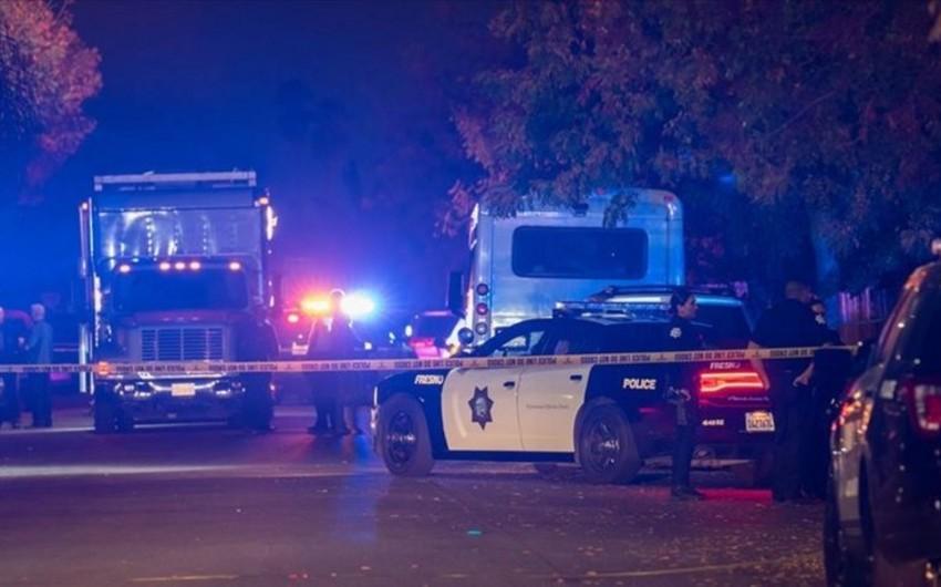 ABŞ-da atışma zamanı 3 nəfər öldürülüb