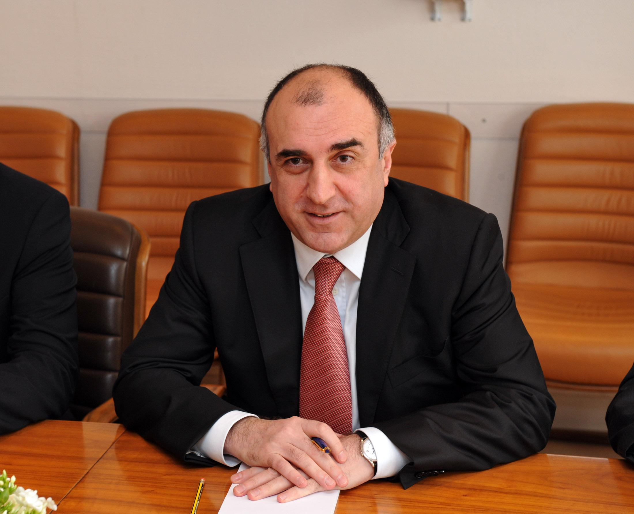 Azerbaijani Foreign Minister visits Brussels