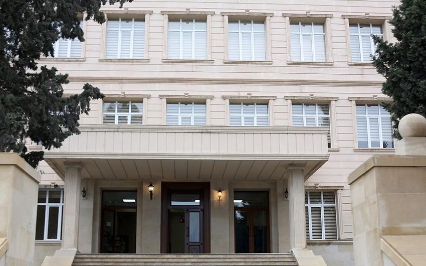 Zakir Hasanov visits Military Lyceum named after Jamshid Nakhchivanski