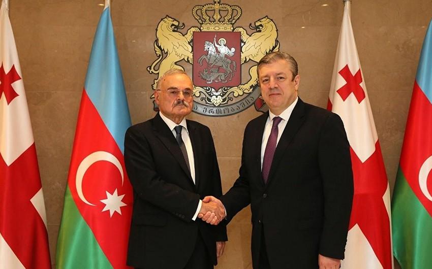 Премьер-министры Азербайджана и Грузии обсудили реализуемые энергетические проекты