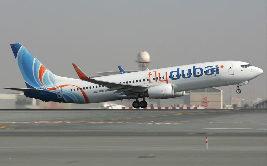 """""""Fly Dubai"""" almaq istədiyi 65 ədəd """"Boeing"""" təyyarəsindən imtina edib"""