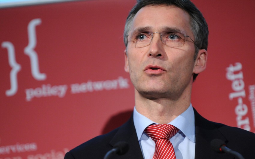 Stoltenberg: NATO is helping Ukraine with military reform