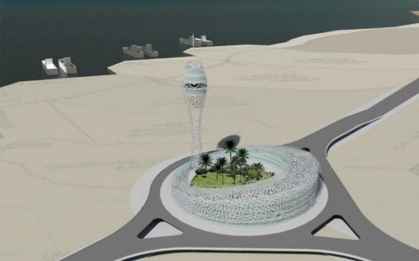 Yeni Bakı Beynəlxalq Dəniz Ticarət Limanı Kompleksinin birinci mərhələsi çərçivəsində bərə terminalının açılışı olub