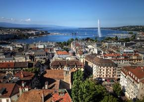 Встреча в Женеве по Карабаху будет закрытой для прессы