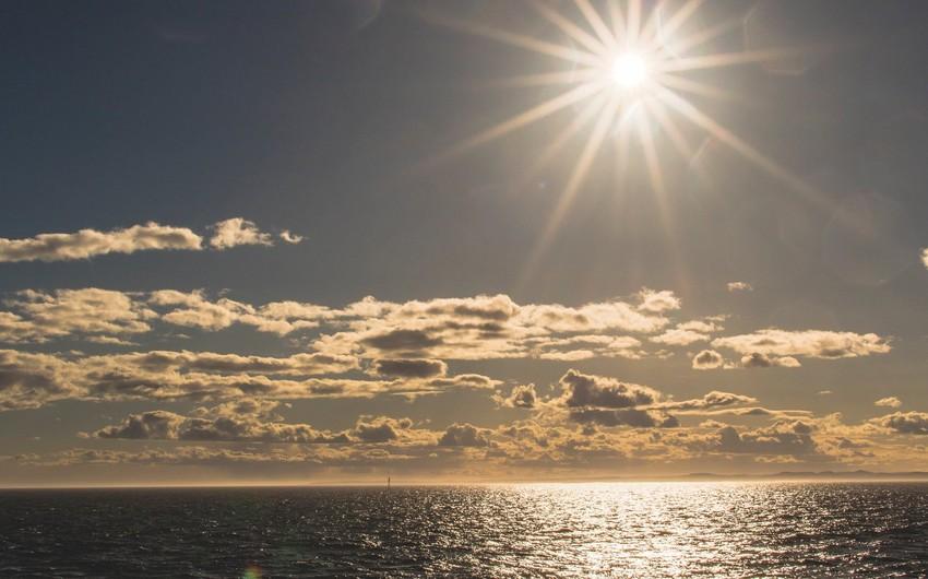 İyunun ilk günü üçün hava proqnozu açıqlandı