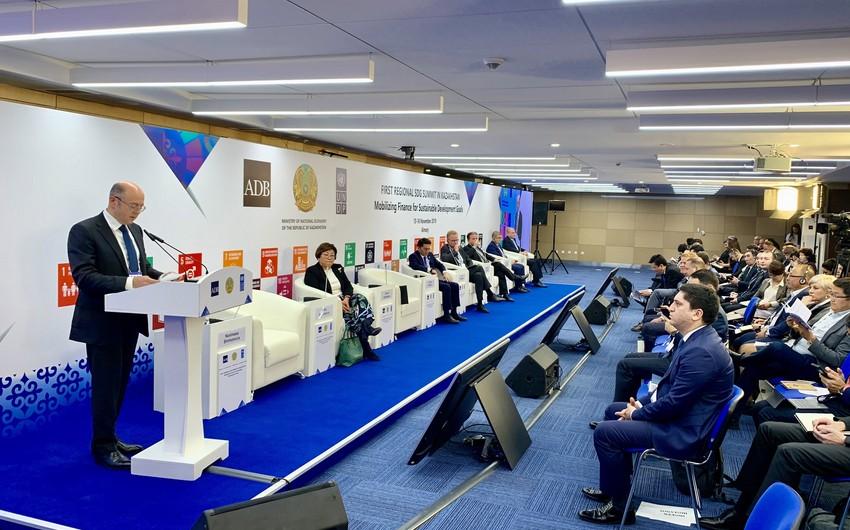 Pərviz Şahbazov: 2030-cu ilə Azərbaycan bərpa olunan enerji mənbələrinin payını 30% çatdıracaq