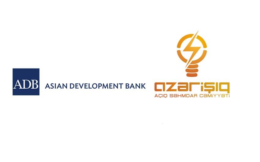 Azərişıq ADB-nin krediti çərçivəsində subpodratçılarla 240 mln. dollarlıq müqavilə bağlayıb