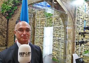 Какое вооружение Азербайджан представил на международной выставке в Турции?
