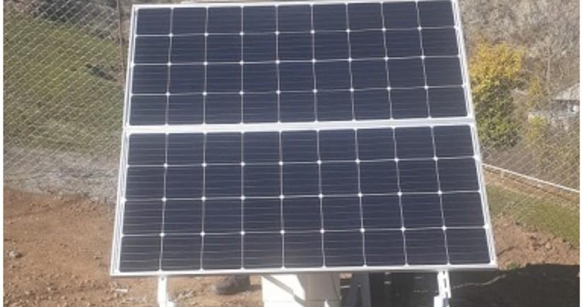 В Товузе установлена новая сейсмическая станция