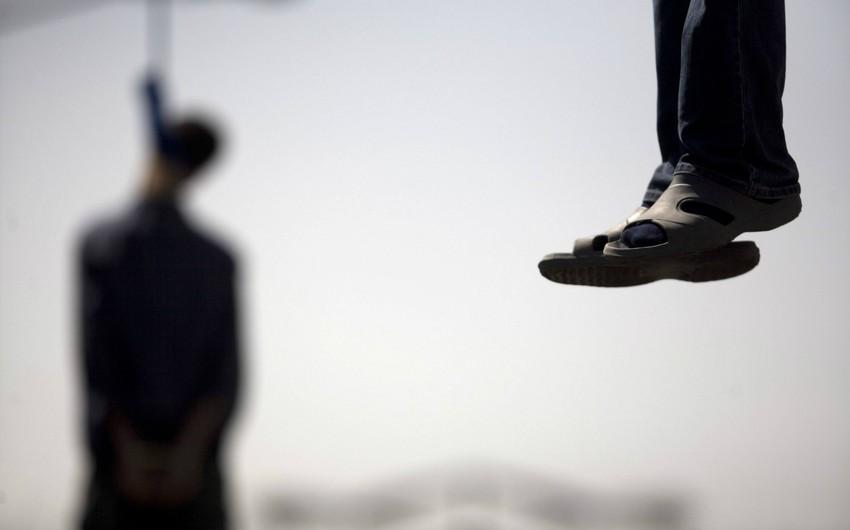 Yerevanda İran vətəndaşının meyiti asılmış vəziyyətdə tapılıb