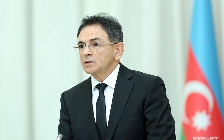 Мадат Гулиев освобожден от должности начальника Службы государственной безопасности