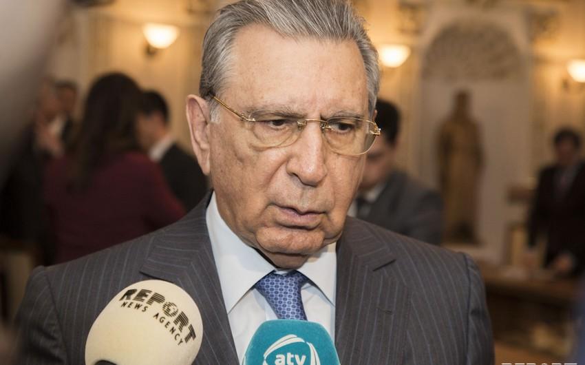 Ramiz Mehdiyev açıqlama verdi