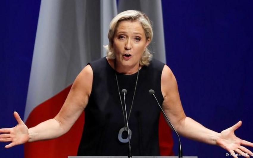 Marin Le Pen: Bizim Rusiya ilə düşmənçilik vəziyyətində olmağımıza səbəb yoxdur