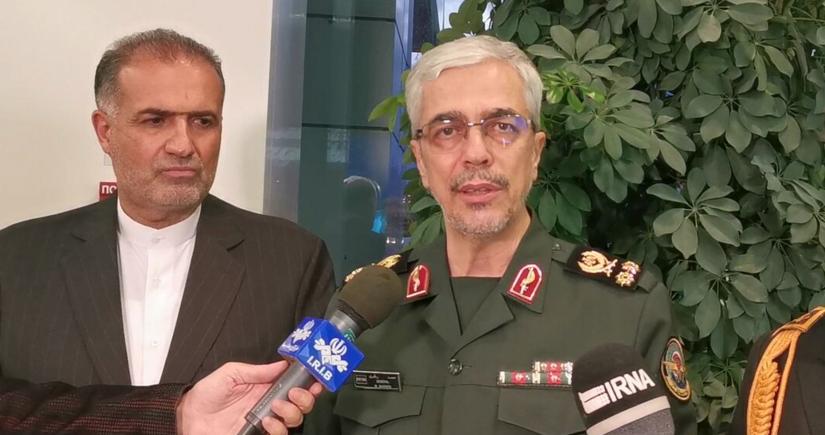 Глава Генштаба Ирана прибыл в Россию с официальным визитом