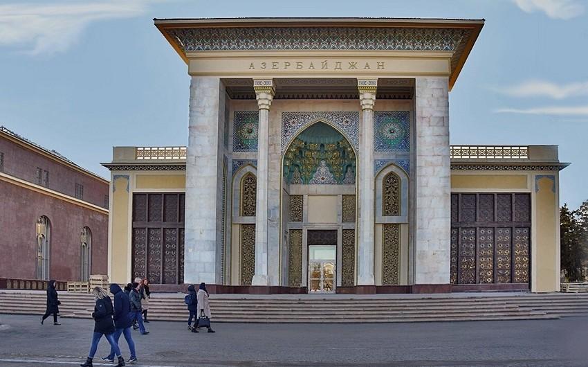 Павильон Азербайджан вновь распахнет свои двери на ВДНХ