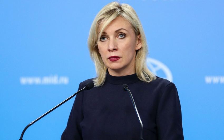 Rusiya XİN: Türkiyə ilə əməkdaşlığımız üçüncü ölkələrə qarşı yönəlməyib