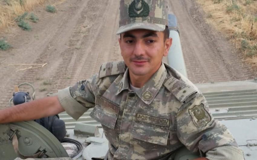 Боевой путь 23-летнего шехида лейтенанта Агиля Меджидова