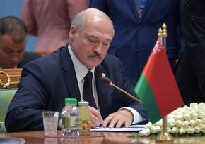 Лукашенко принял отставку управляющего делами президента