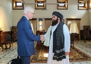 Спецпредставитель премьера Великобритании встретился с лидерами движения Талибан