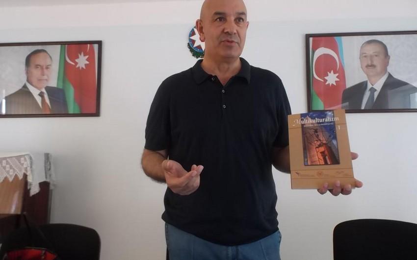 """Qax və Oğuzda Multikulturalizm"""" jurnalının ilk nömrəsinin təqdimatı olub"""