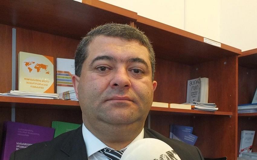 """Gürcüstan parlamentinin deputatı: """"Azərbaycan Ordusu uğurlu hərbi əməliyyatlar keçirir"""""""
