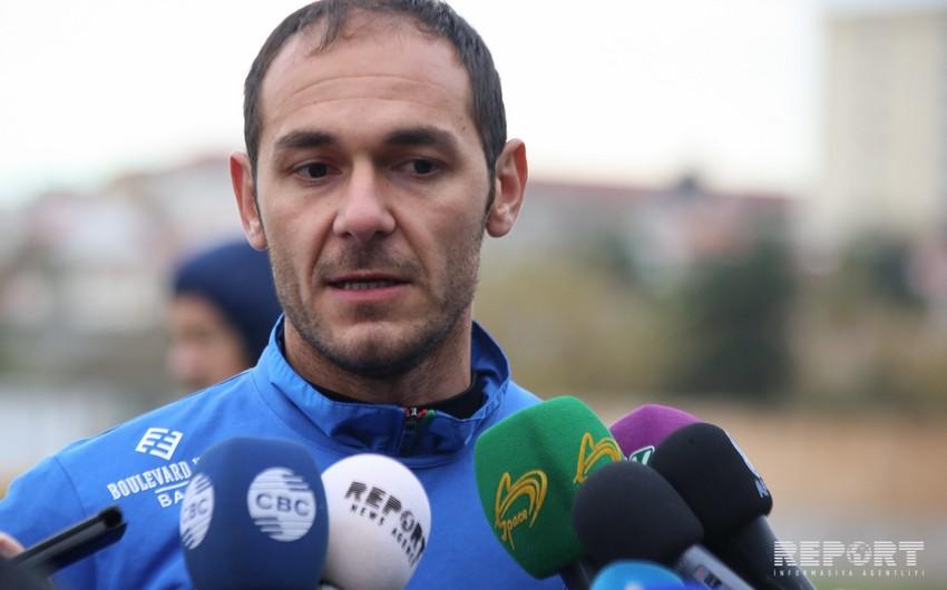 Futbol üzrə Azərbaycan milli komandasının kapitanı zədələnib