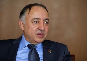 Afghan ambassador congratulates Azerbaijani people