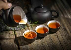 Azərbaycan Gürcüstandan çay idxalını 32 % artırıb