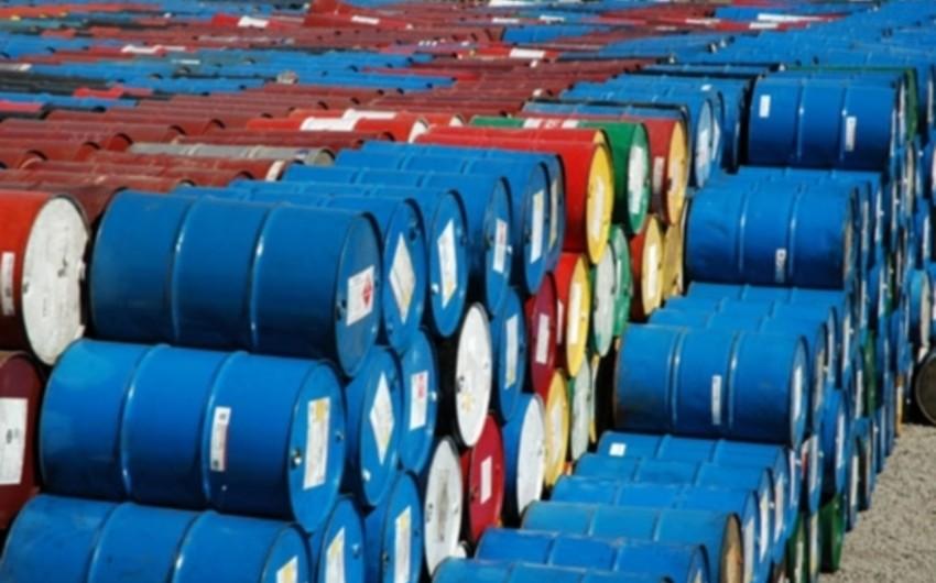 Dünya bazarında neftin qiyməti yenidən ucuzlaşıb