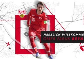 Fənərbağçanın futbolçusu Bundesliqa klubuna keçdi