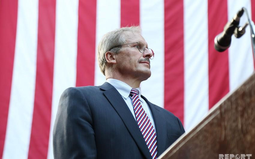Посол: США признают прогресс, сделанный Азербайджаном в сфере прав человека в последние месяцы
