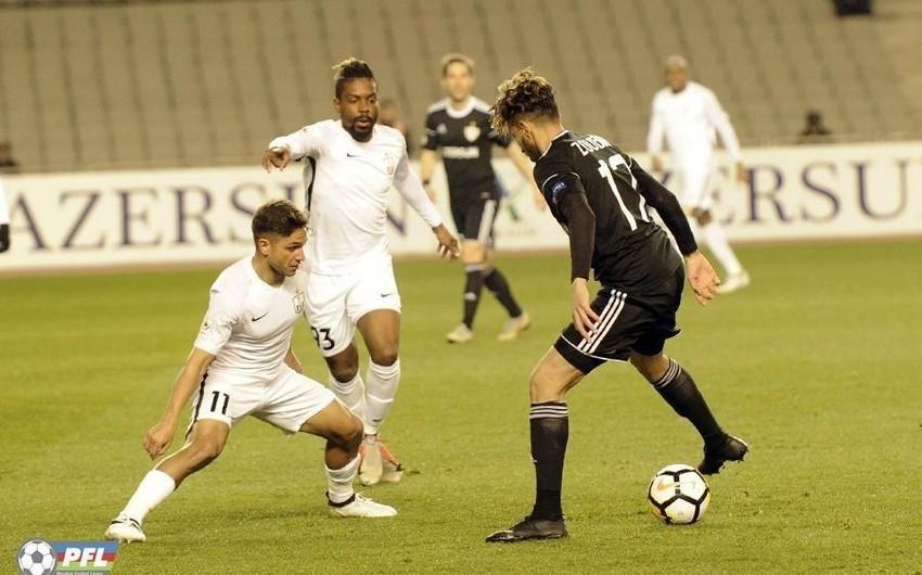 Qarabağ - Neftçi matçının saatı açıqlanıb