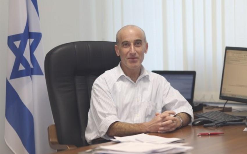 İsrailin baş konsulu: Azərbaycanda idmana dövlət səviyyəsində yanaşma xoşuma gəldi