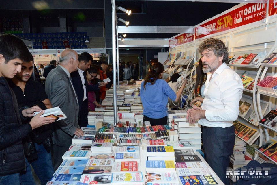 V International Book Fair opened in Baku
