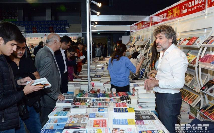 Bakıda V Beynəlxalq Kitab Sərgi Yarmarkasının açılışı olub