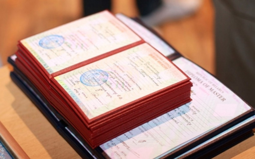 Azerbaijan changes rules for recognition of foreign diplomas