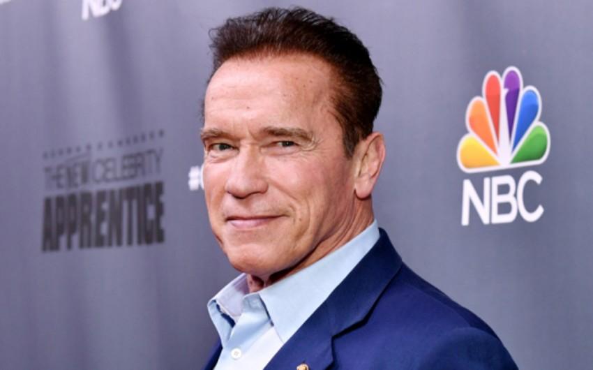 Arnold Şvarsenegger casus serialına çəkilir