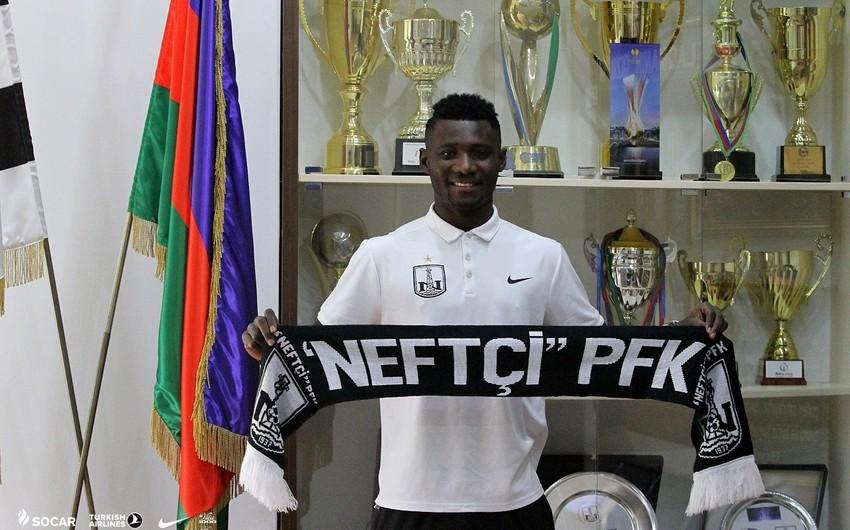Neftçi klubu yeni futbolçu transfer edib