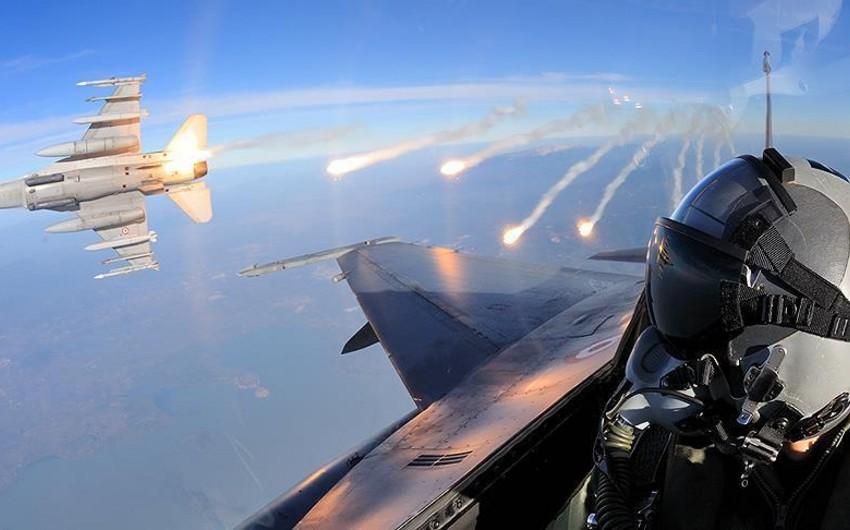 Турецкие истребители уничтожили мишени террористической РПК на севере Ирака