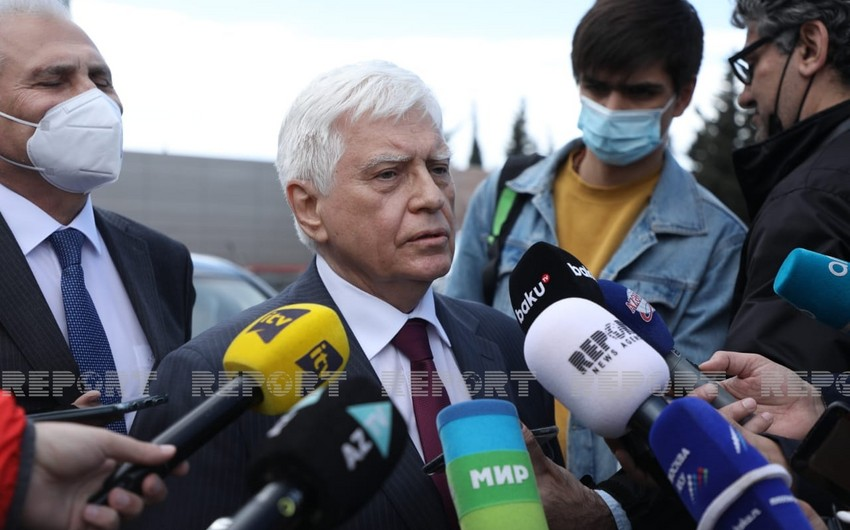 Envoy: Russia doing everything possible to assist brotherly Azerbaijan amid pandemic