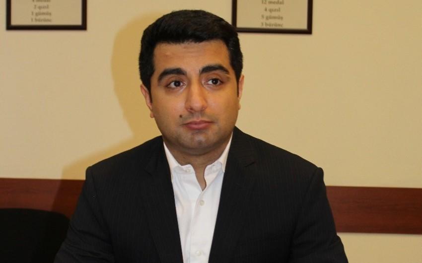 Aqşin Babayev: Abilimpiya - karyera uğurları və məşğulluq üçün effektiv vasitədir