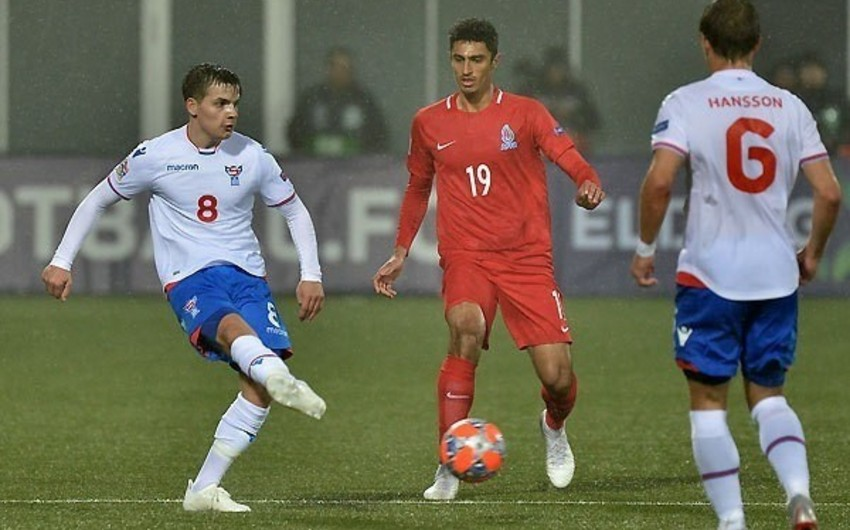 Azerbaijan national team's defender removed from squad